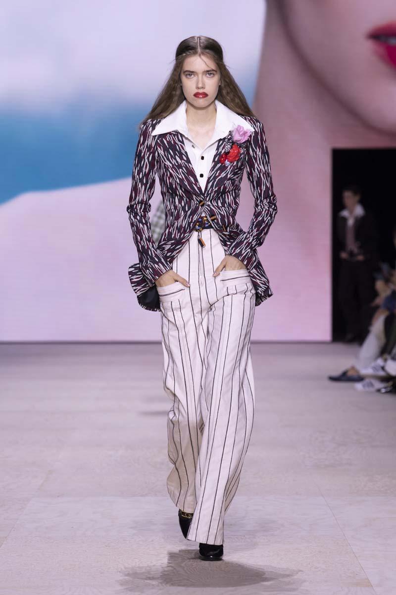 thiết kế dandy suit trong bộ sưu tập louis vuitton xuân hè 2020 2