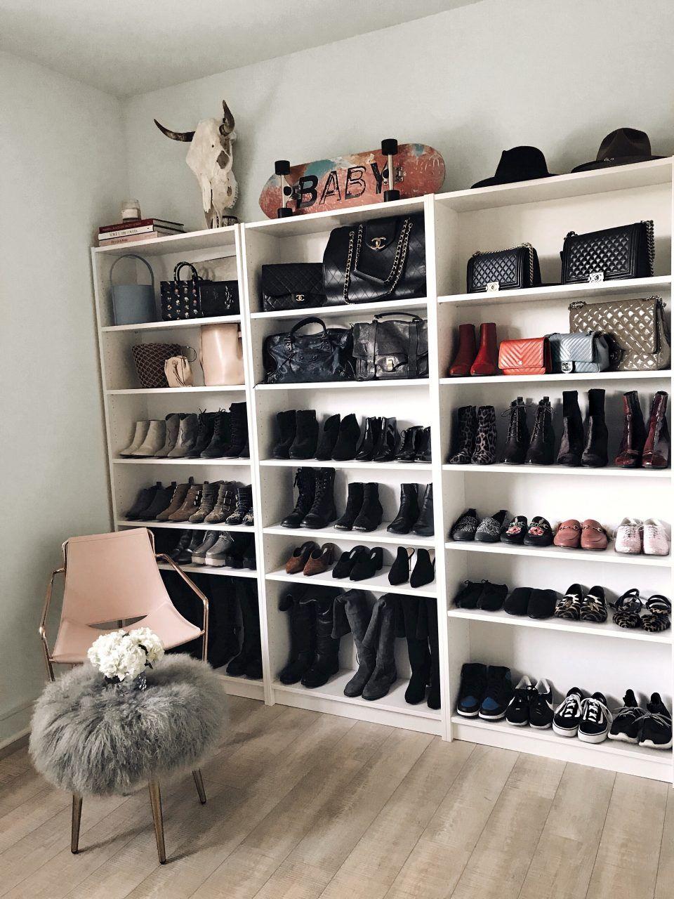 tủ quần áo giày dép túi xách cũ