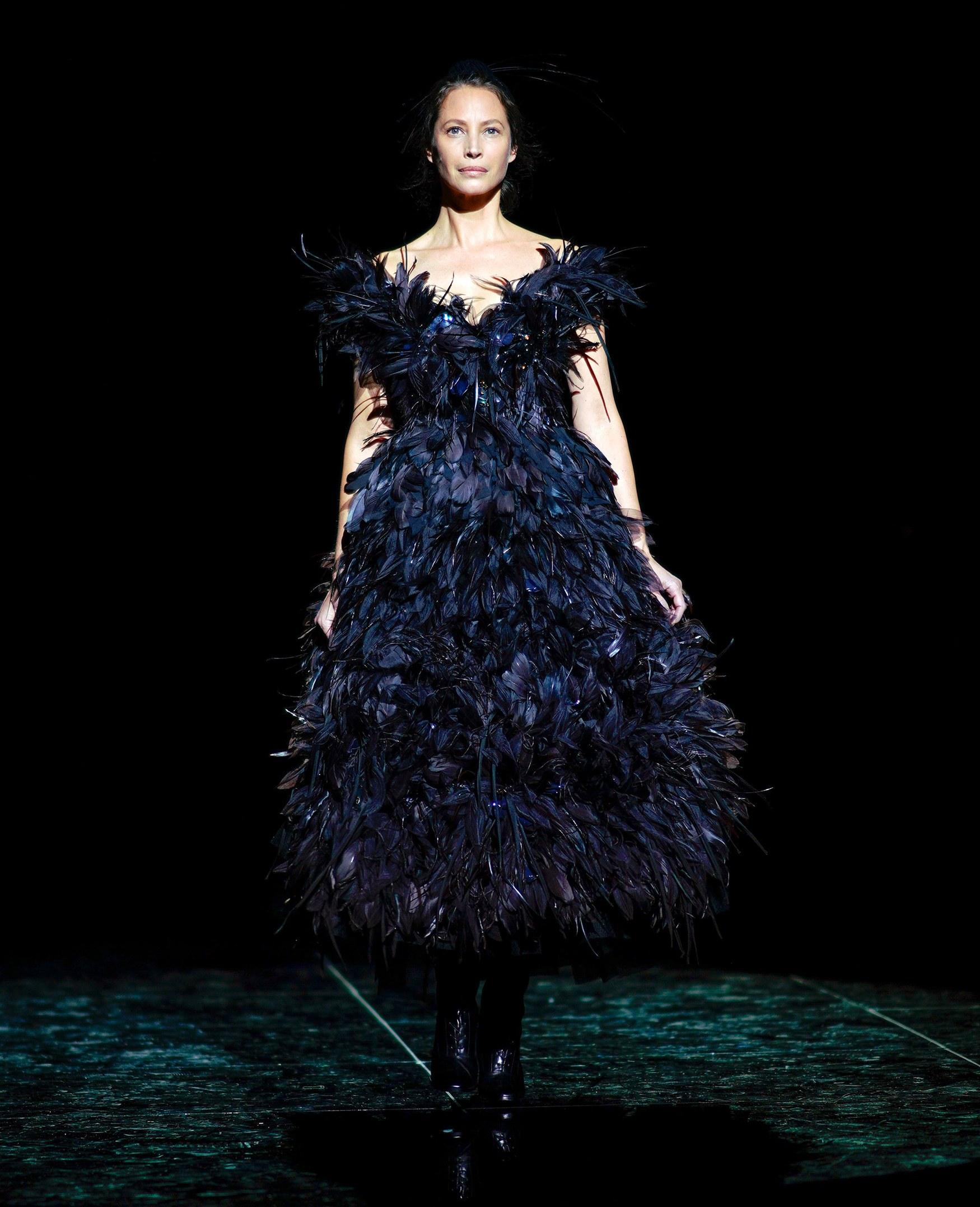 xu hướng người mẫu trung niên trong ngành thời trang