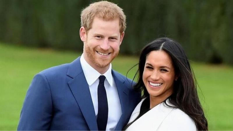 vợ chồng hoàng tử harry