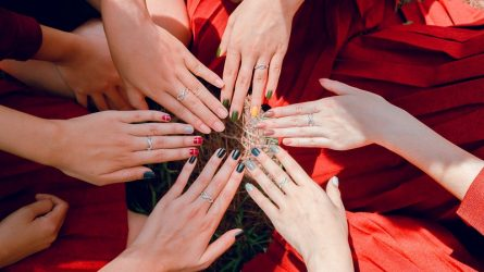 Mê mẩn trước những mẫu móng tay đẹp dành cho mùa Thu