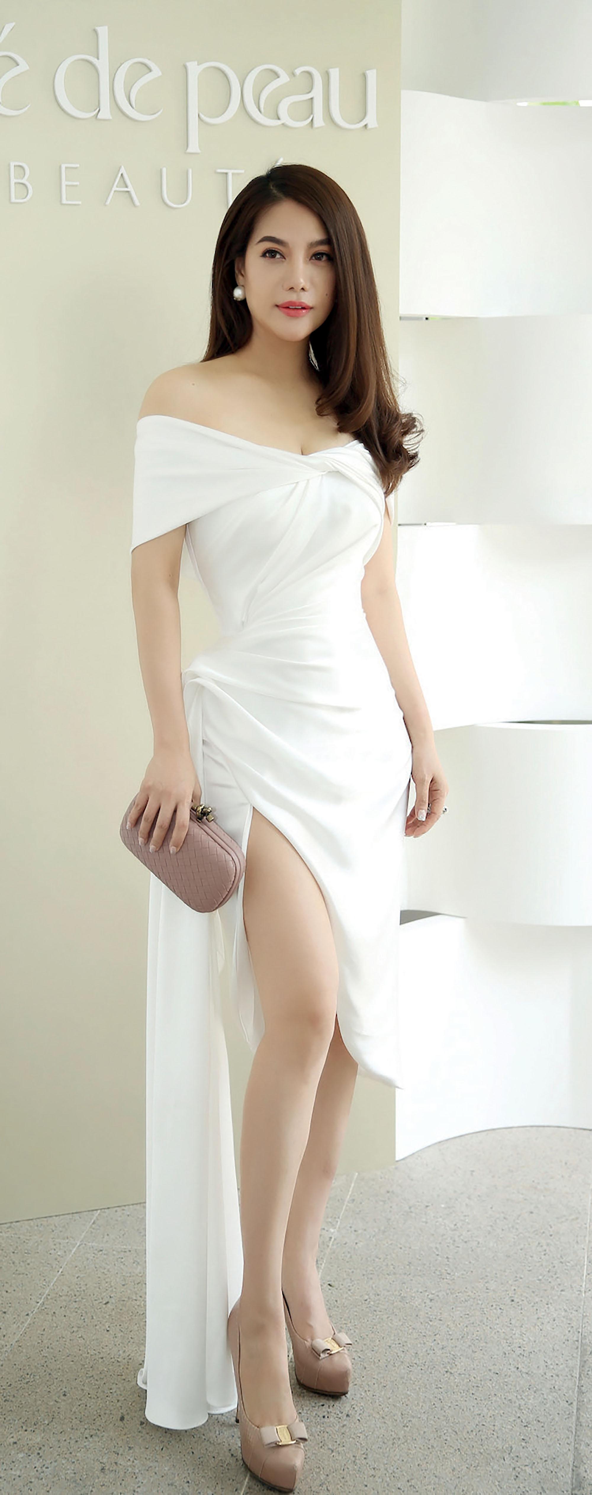 diễn viên Trương Ngọc Ánh dự sự kiện