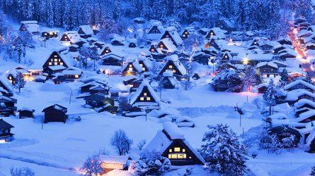 10 lý do bạn phải du lịch Nhật Bản mùa Đông một lần trong đời