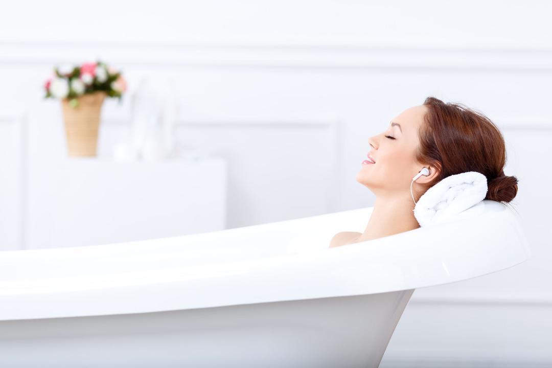 12 cung hoàng đạo tắm bồn