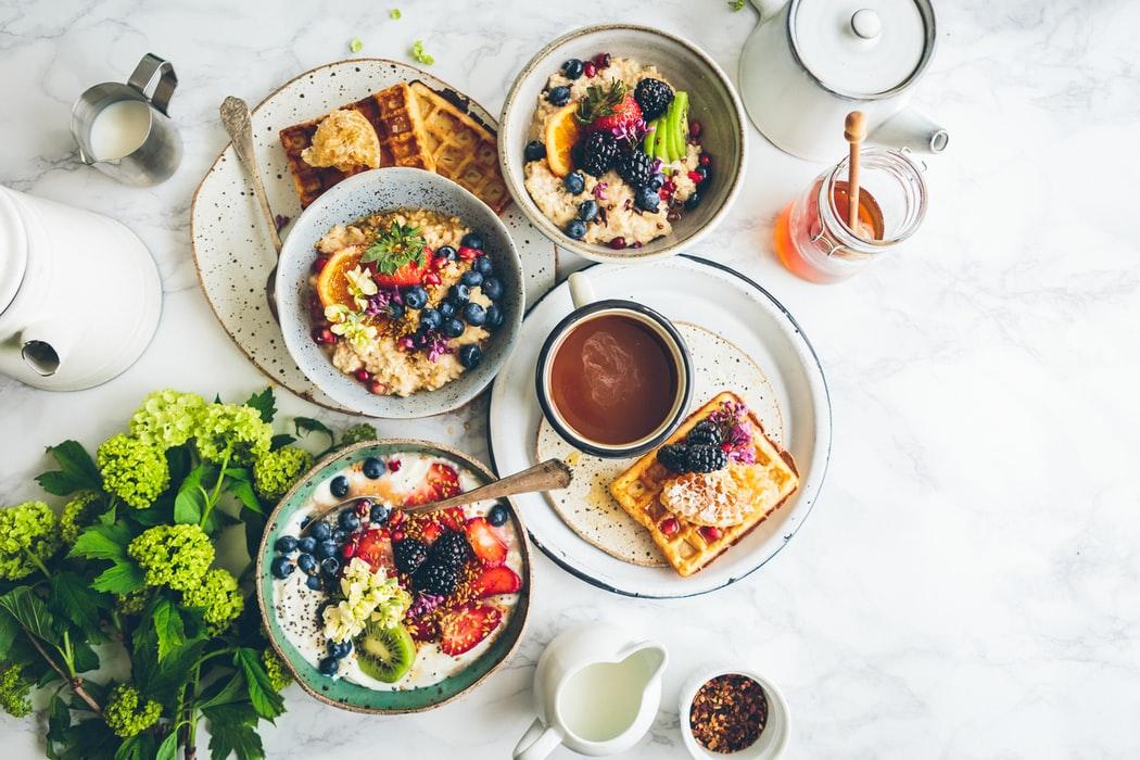cung kim ngưu nên thưởng thức bữa sáng để khởi đầu ngày mới