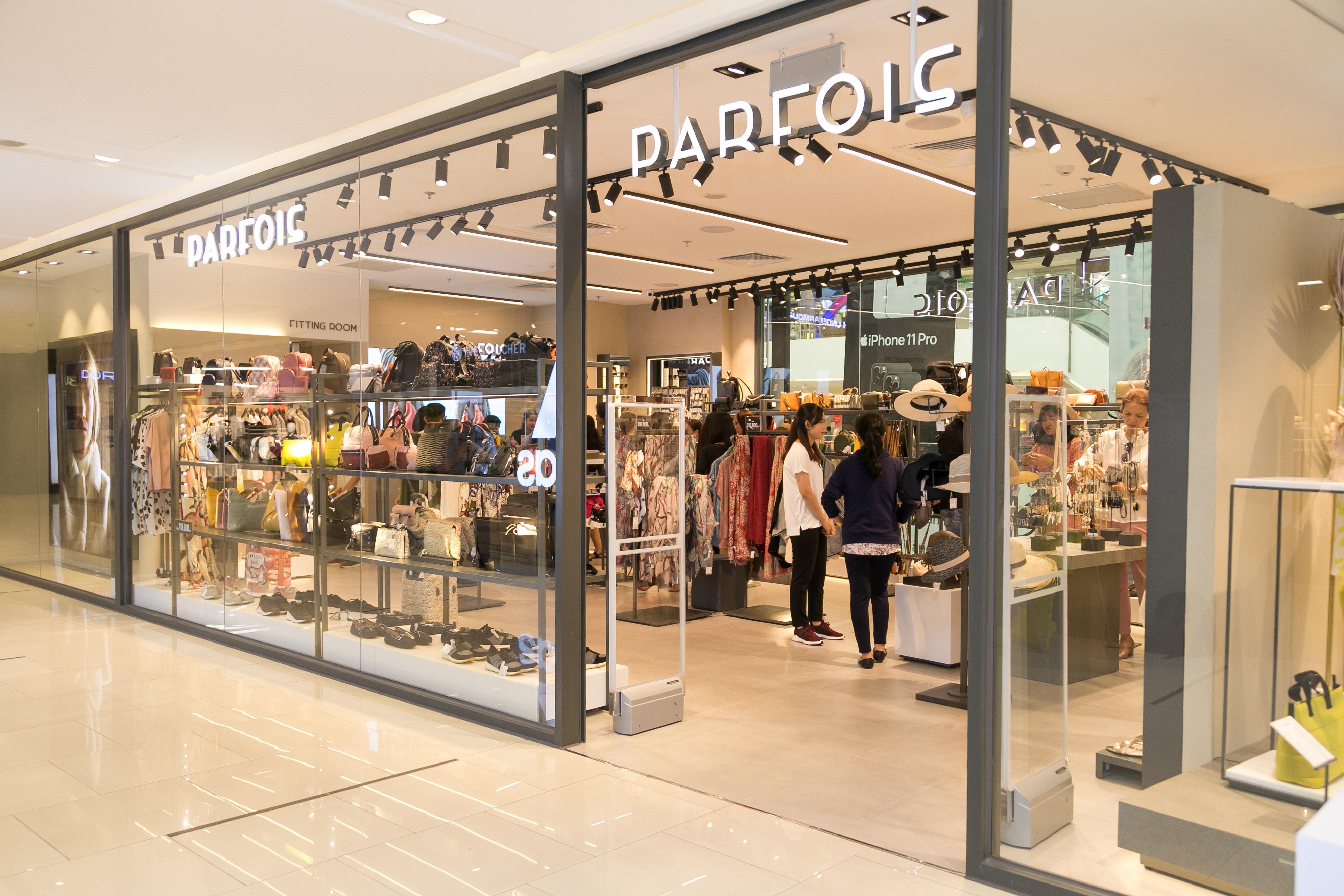 Parfois Việt Nam khai trương cửa hàng mới tại Sài Gòn Centre 3
