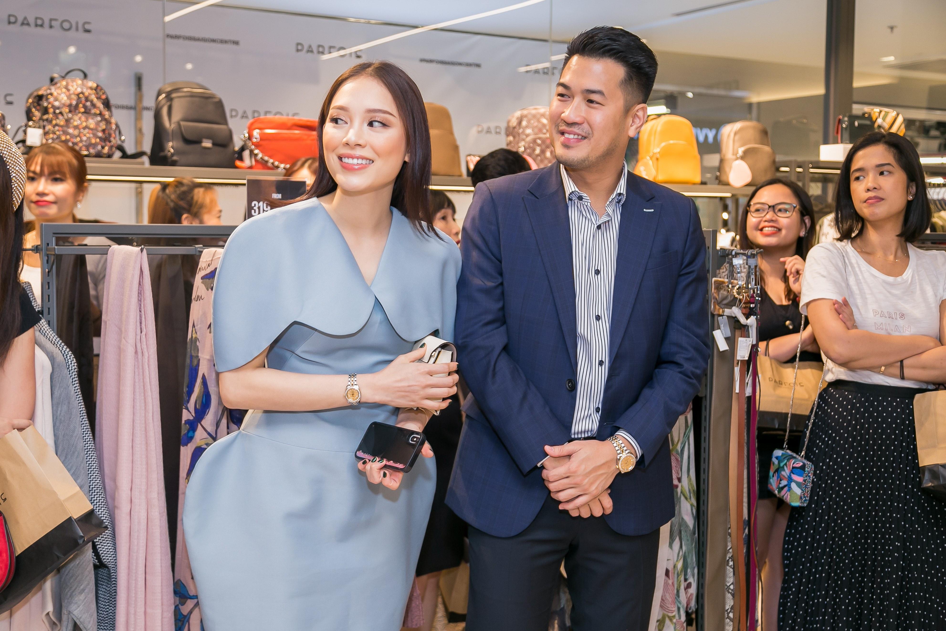 Parfois Việt Nam khai trương cửa hàng mới tại Sài Gòn Centre 5