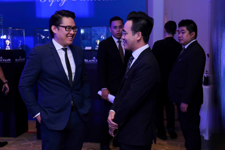 Thương hiệu đồng hồ Blancpain ra mắt BST Fifty Fathoms tại Việt Nam 8
