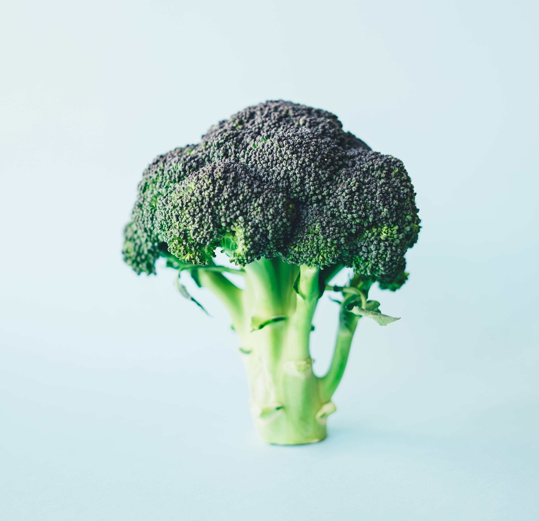 phòng tránh ung thư bông cải xanh đứng một mình
