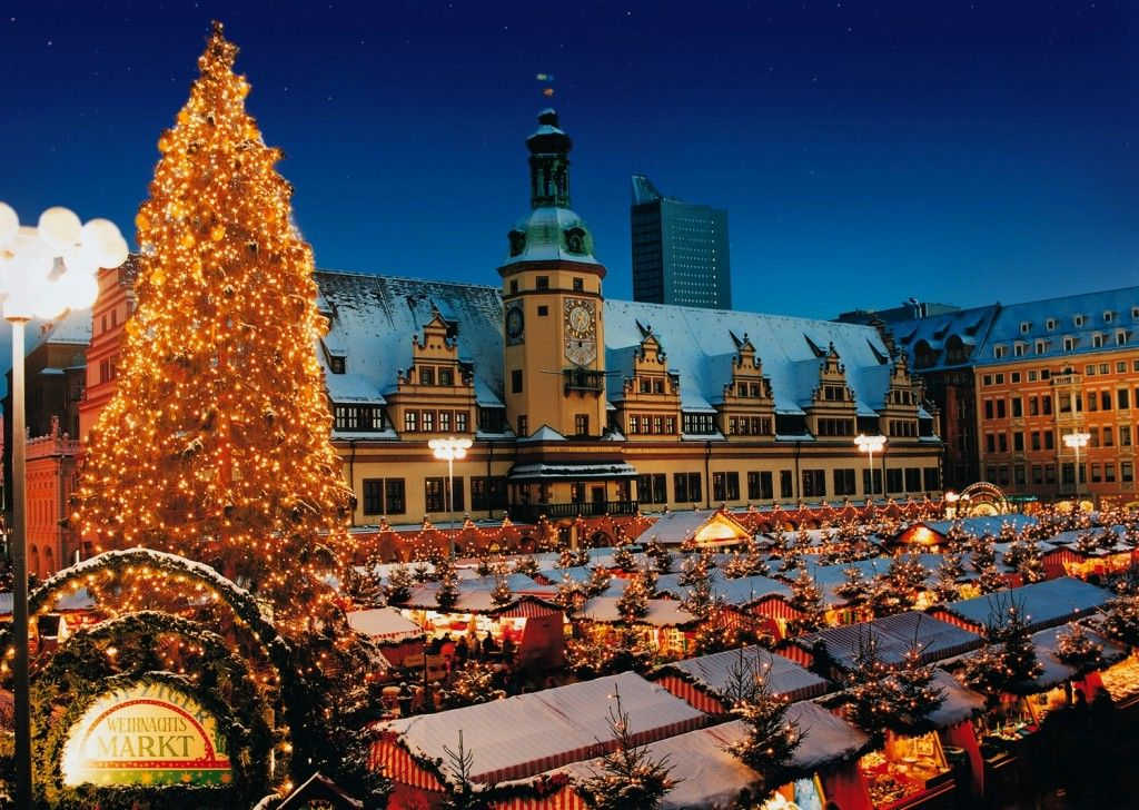 lezpig chợ giáng sinh ở đức