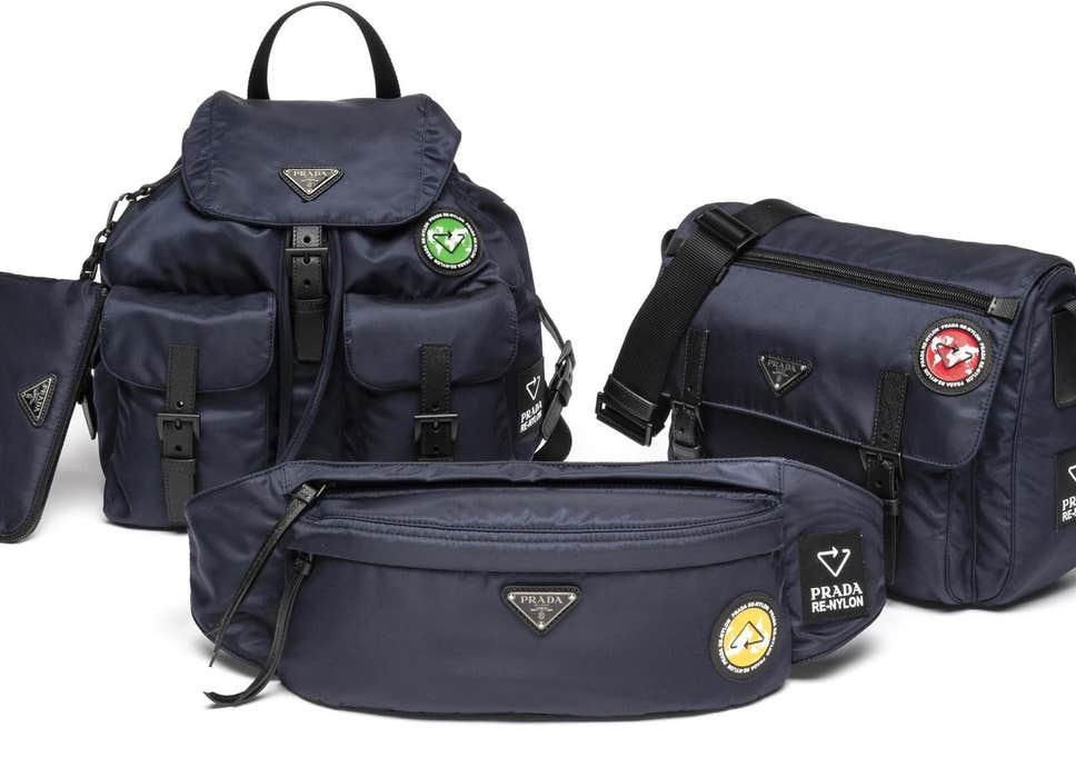 BST túi xách Re-Nylon của Prada