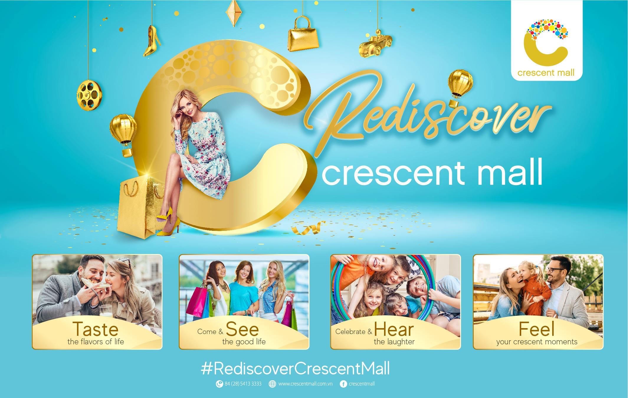 postre quảng cáo trung tâm thương mại crescent mall