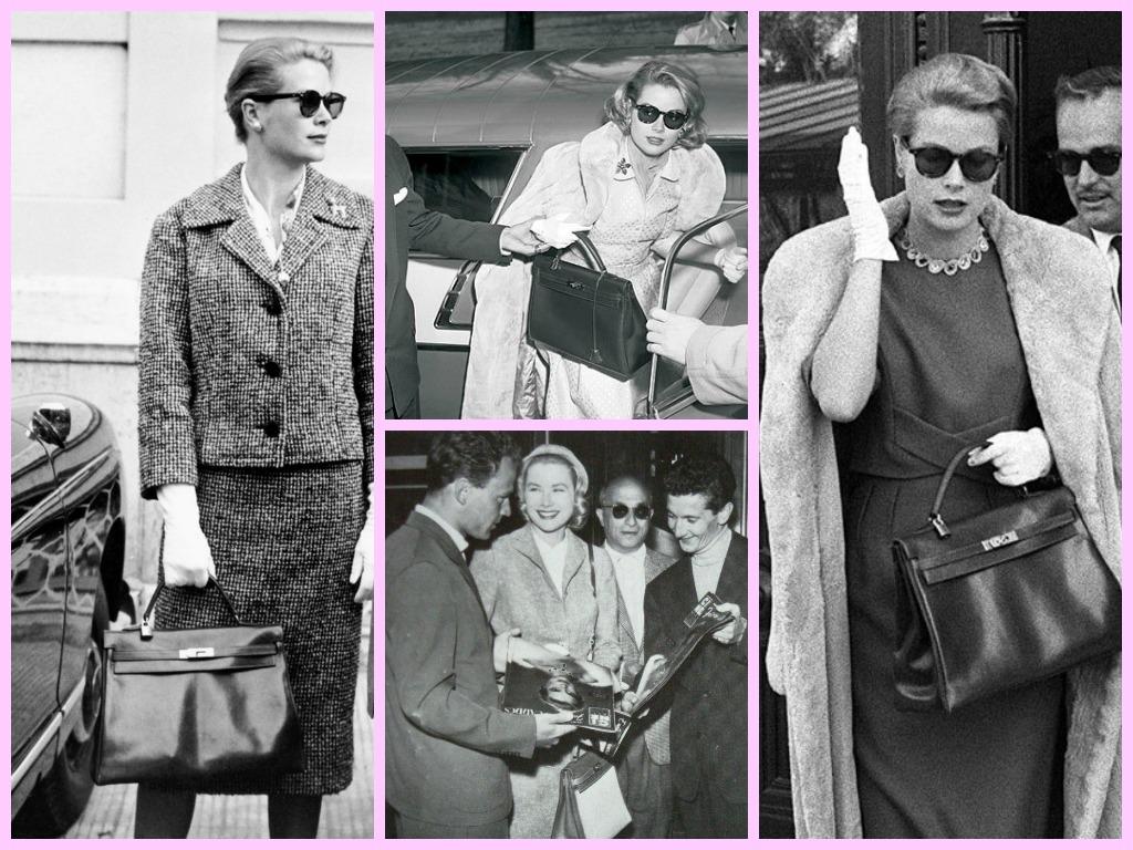 BST túi Kelly của Grace Kelly