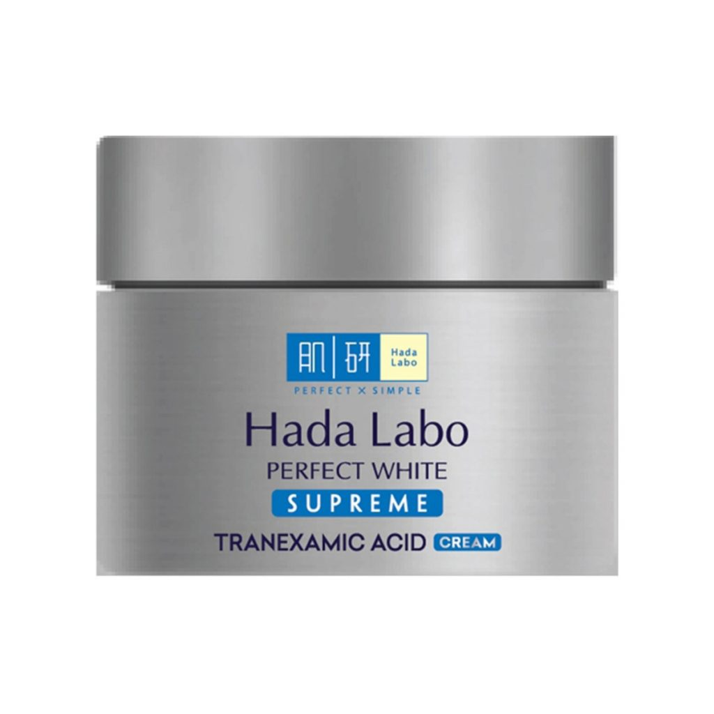 Kem dưỡng Hada Labo Perfect White Supreme Cream.