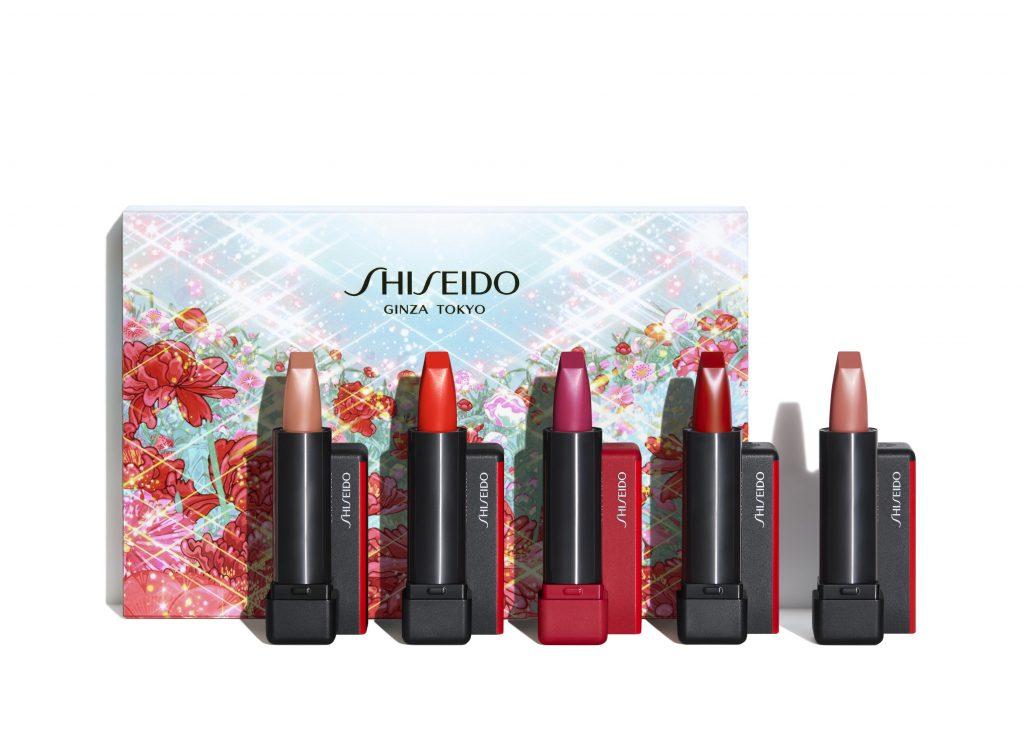 Shiseido bộ sưu tập son phiên bản lễ hội mới ra mắt 2019