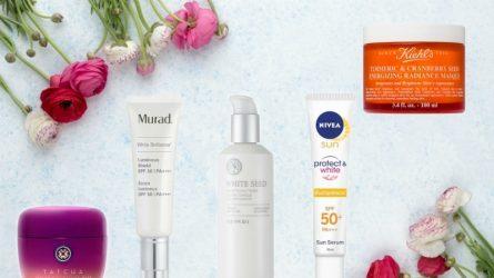 Dưỡng trắng da mặt bằng các sản phẩm làm đẹp được ưa chuộng nhất (phần 1)