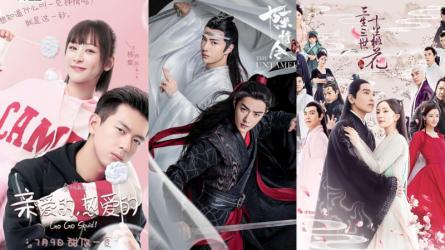 6 bộ phim Trung Quốc nhất định phải xem trước khi kết thúc năm 2019