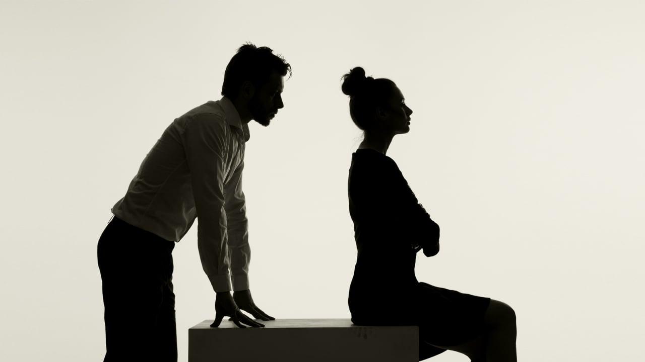 một trong những nguyên nhân ly hôn là tránh tranh luận