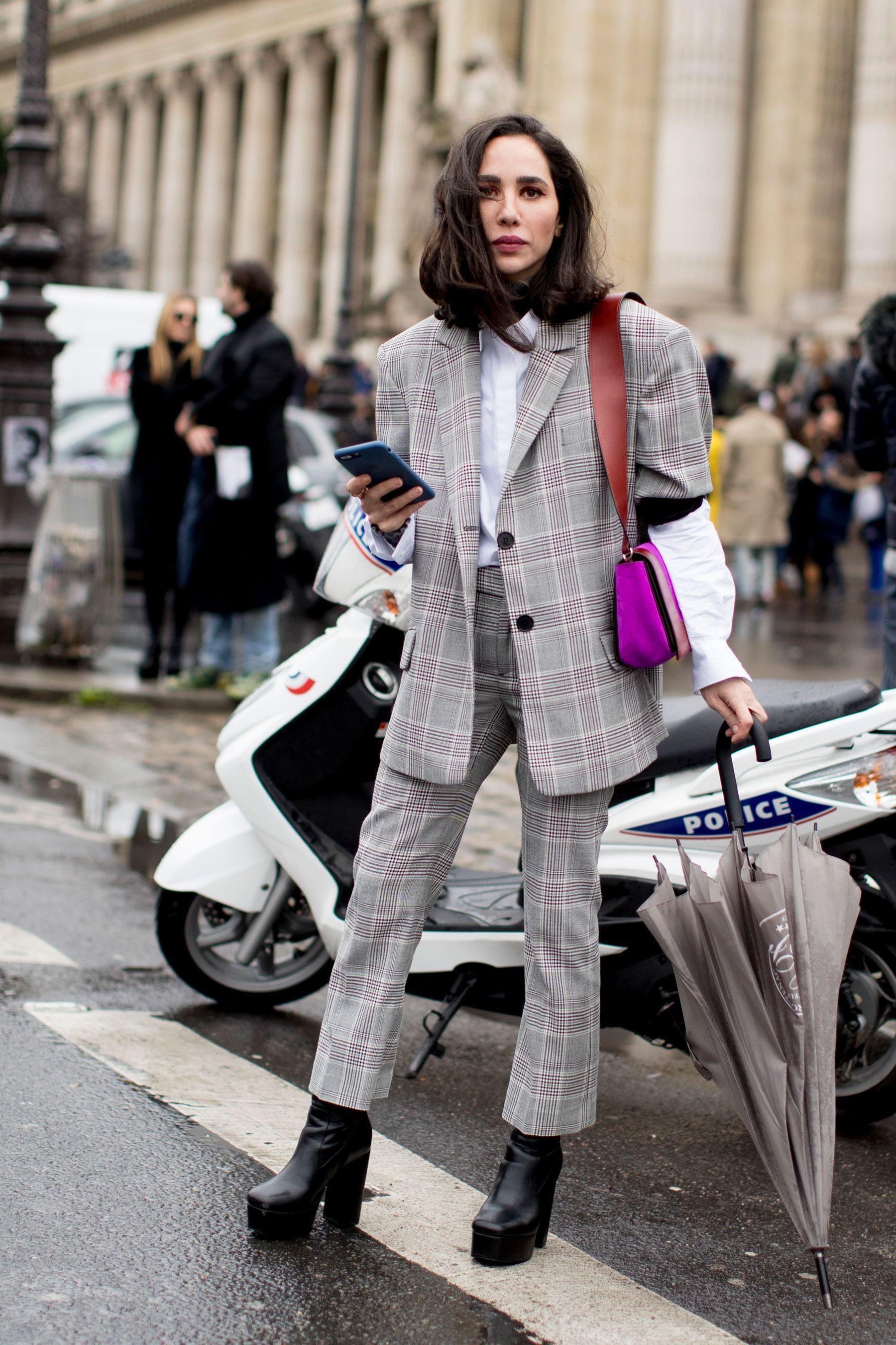 áo blazer oversized - món đồ thời trang cho cô nàng lười