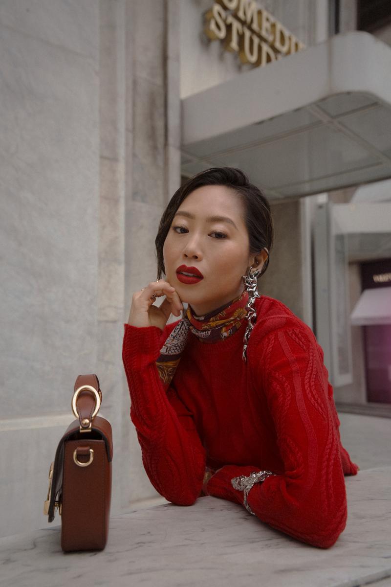 son đỏ aimee song - món đồ thời trang cho cô nàng lười