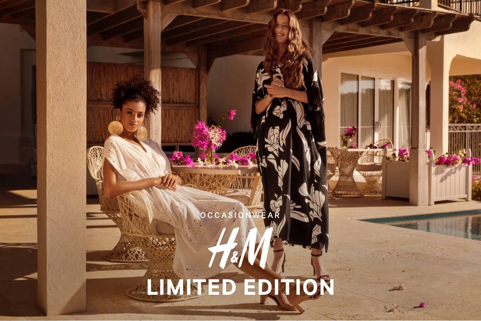 mua sắm thông minh mùa cuối năm - bst phiên bản giới hạn h&m