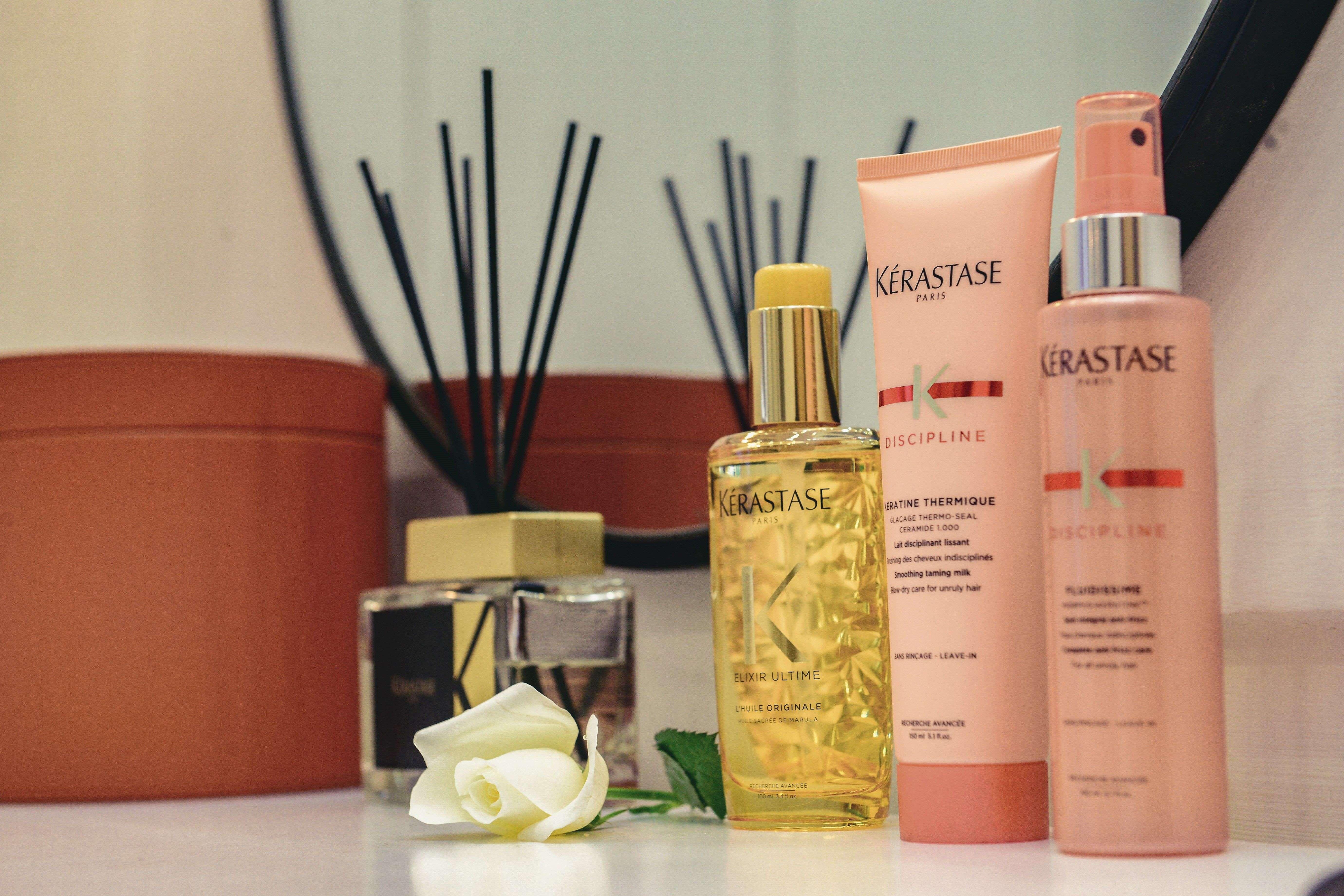 kerastase tinh chất dưỡng tóc đầu tiên elixir original oil