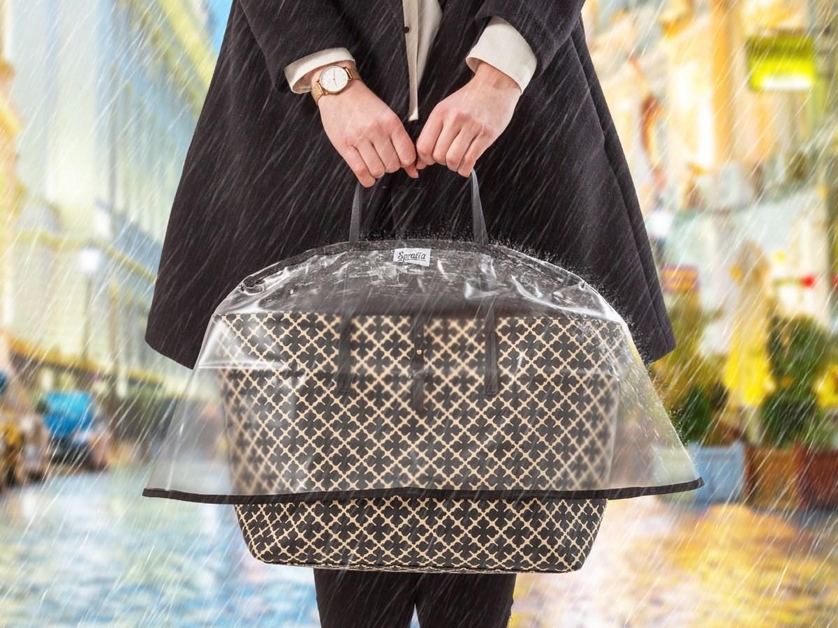 cách bảo quản túi xách những ngày mưa