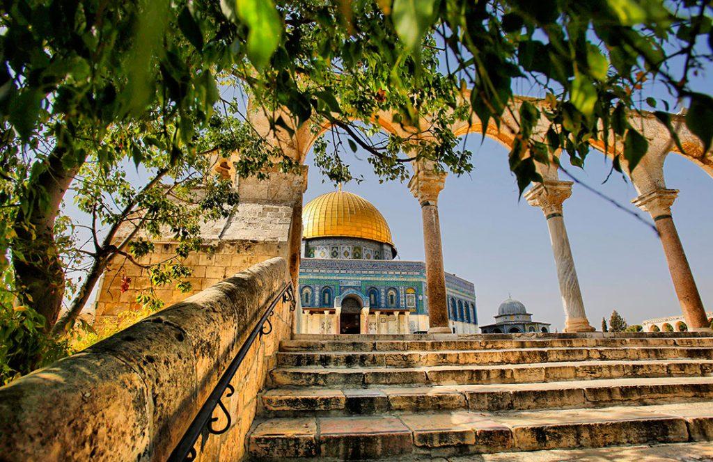 du lịch palestine