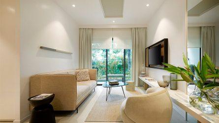 Cận cảnh căn hộ mẫu đẹp như mơ tại Park Kiara