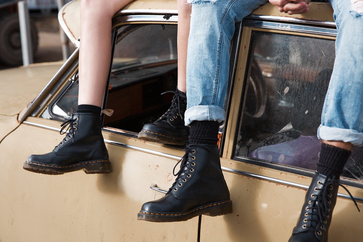 giày dr.martens - the style box