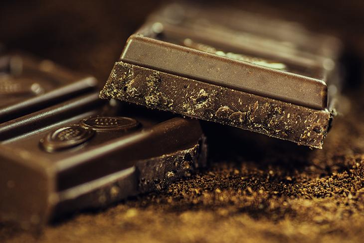 thực phẩm hỗ trợ giảm cân chocolate đen