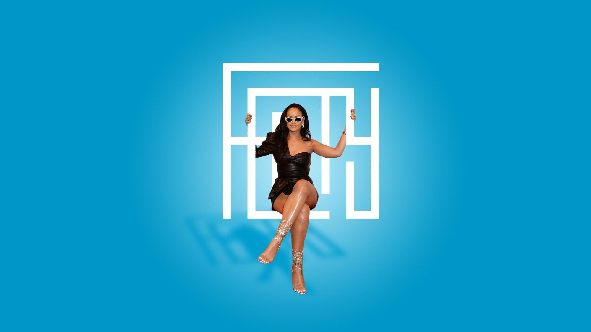 Rihanna ra mắt thương hiệu Fenty dưới trướng LVMH - tin thời trang 2019