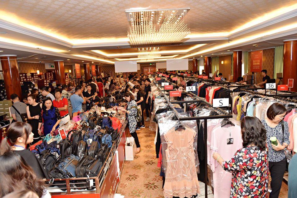DAFC Private Sale sự kiện thời trang Black Friday