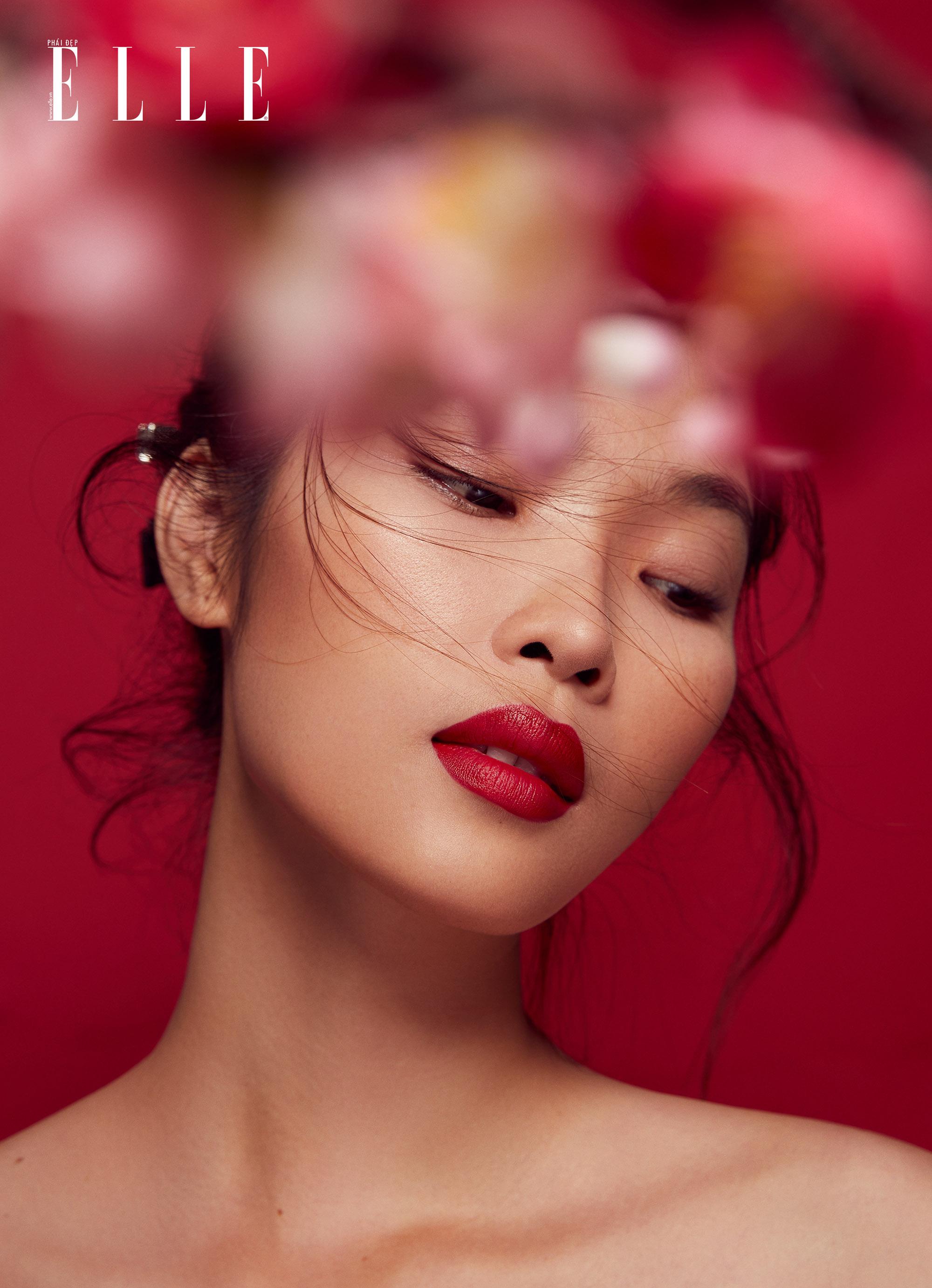 Cle de Peau beaute sắc môi đỏ truyền thống