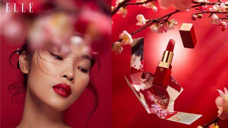 Clé de Peau Beauté và giấc mơ Kimono