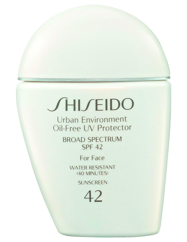 Kem chống nắng Urban Environment Oil-Free UV Protector SPF 42 Sunscreen Shiseido.