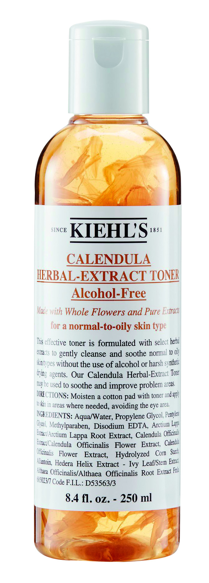 Calendula Herbal Extract Alcohol-Free Toner Kiehl's