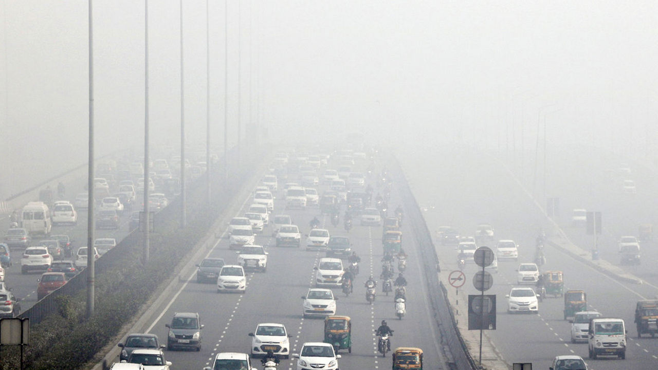 elle bảo vệ da trước ô nhiễm không khí