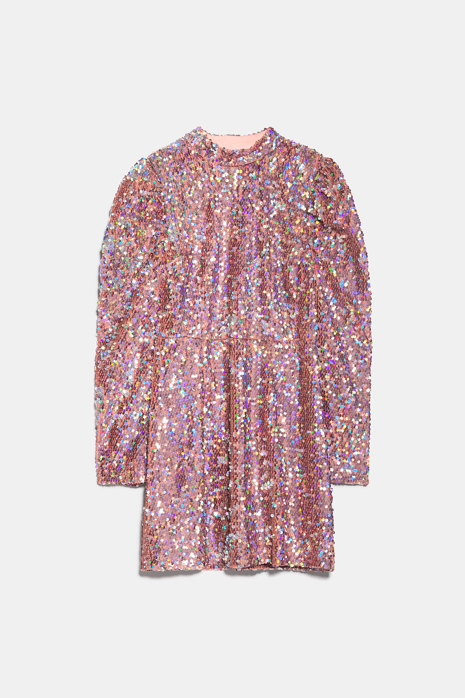 Đầm dự tiệc Zara quà cho cung hoàng đạo