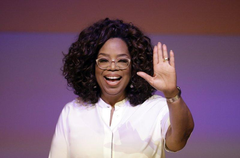 Oprah Winfrey đại diện cho trì thông minh tương tác