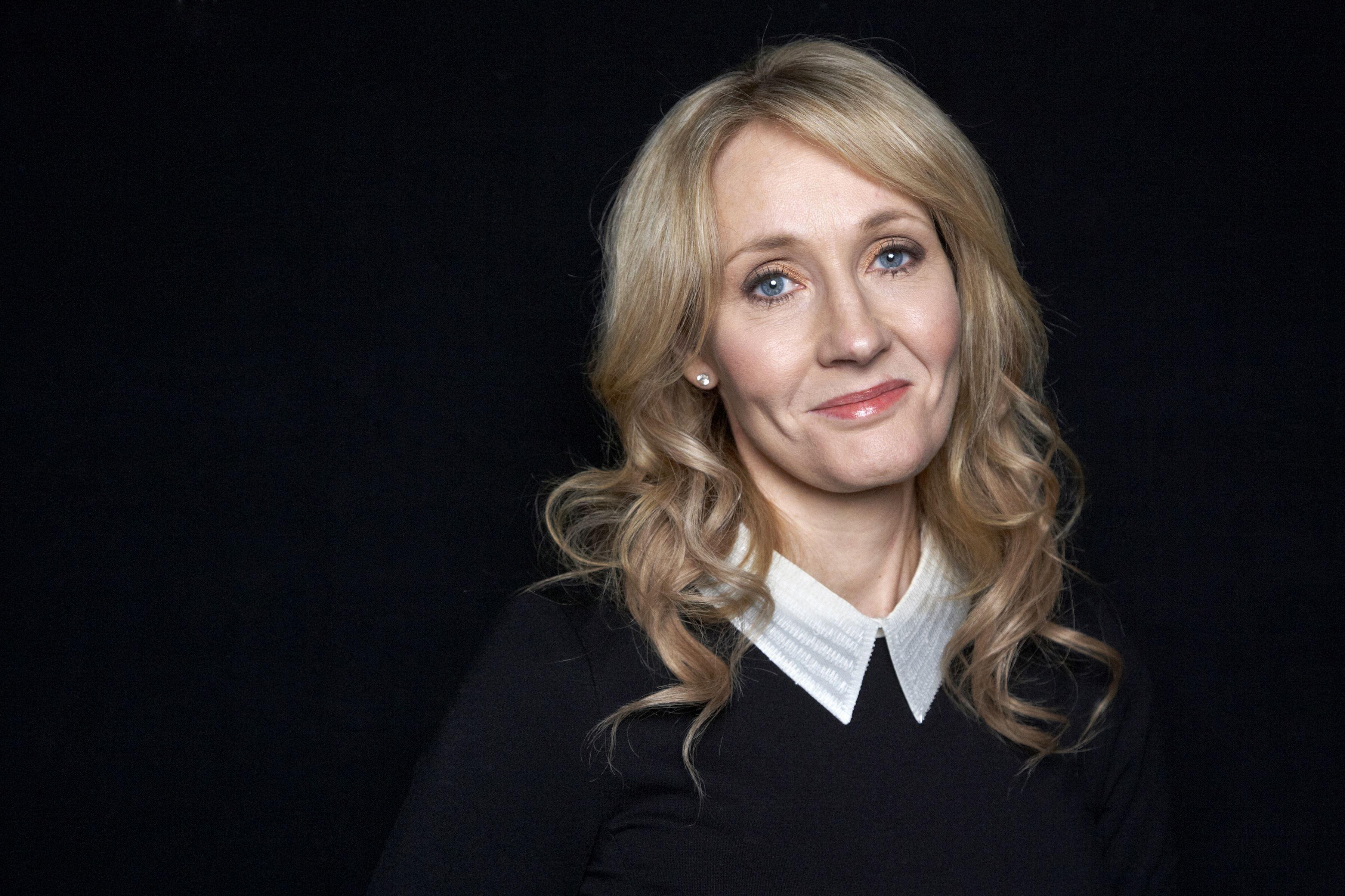 nữ nhà văn JK Rowling
