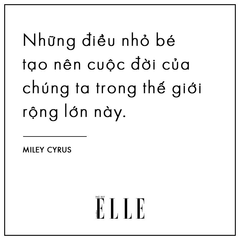 Câu nói hay về thành công của Miley Cyrus 2