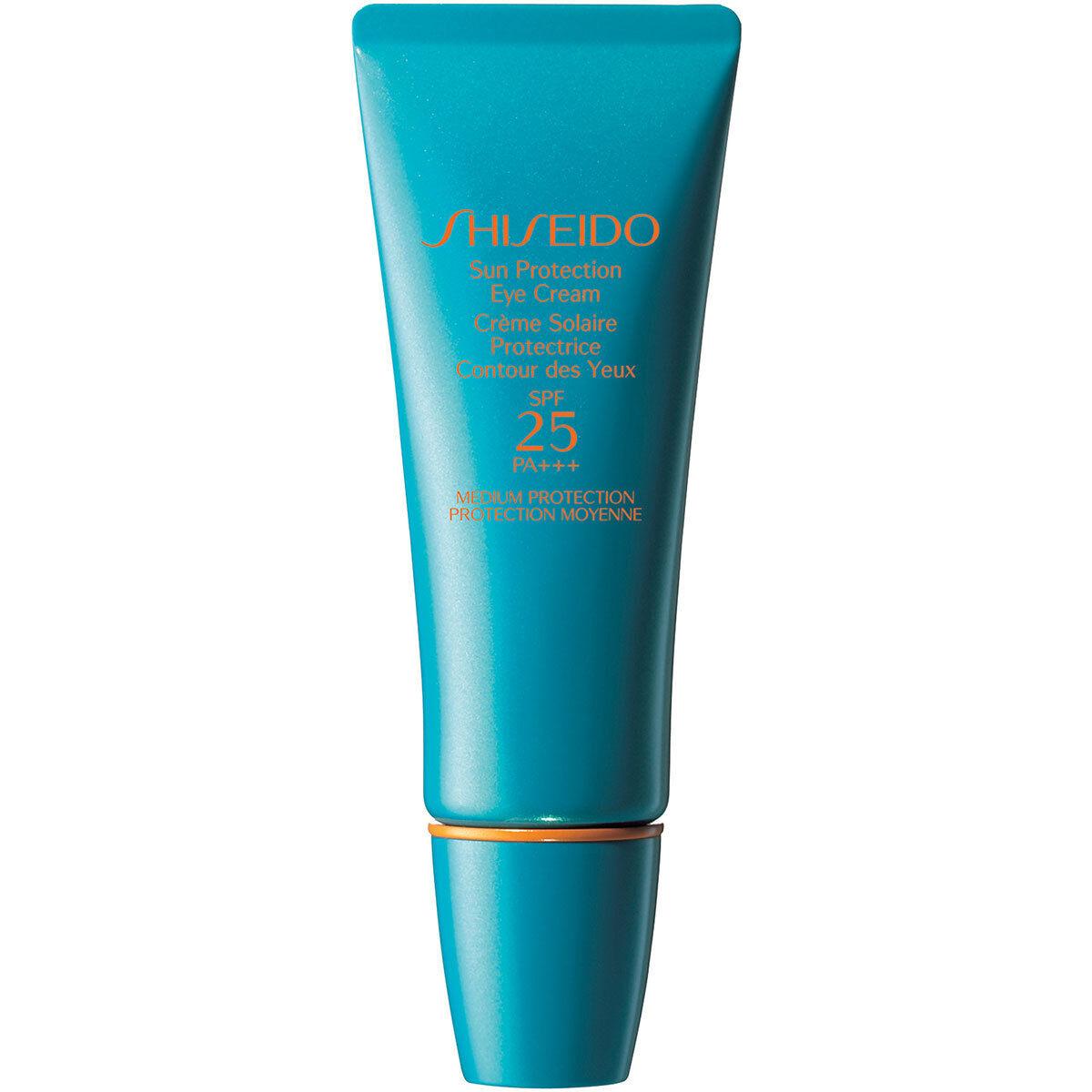 sản phẩm cho vùng mắt Shiseido Sun Protection Eye Cream Broad Spectrum SPF 34 Suncreen