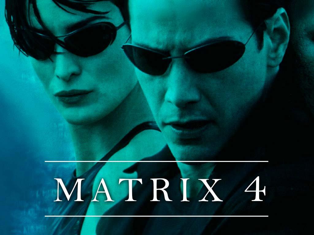 bộ phim the matrix 4