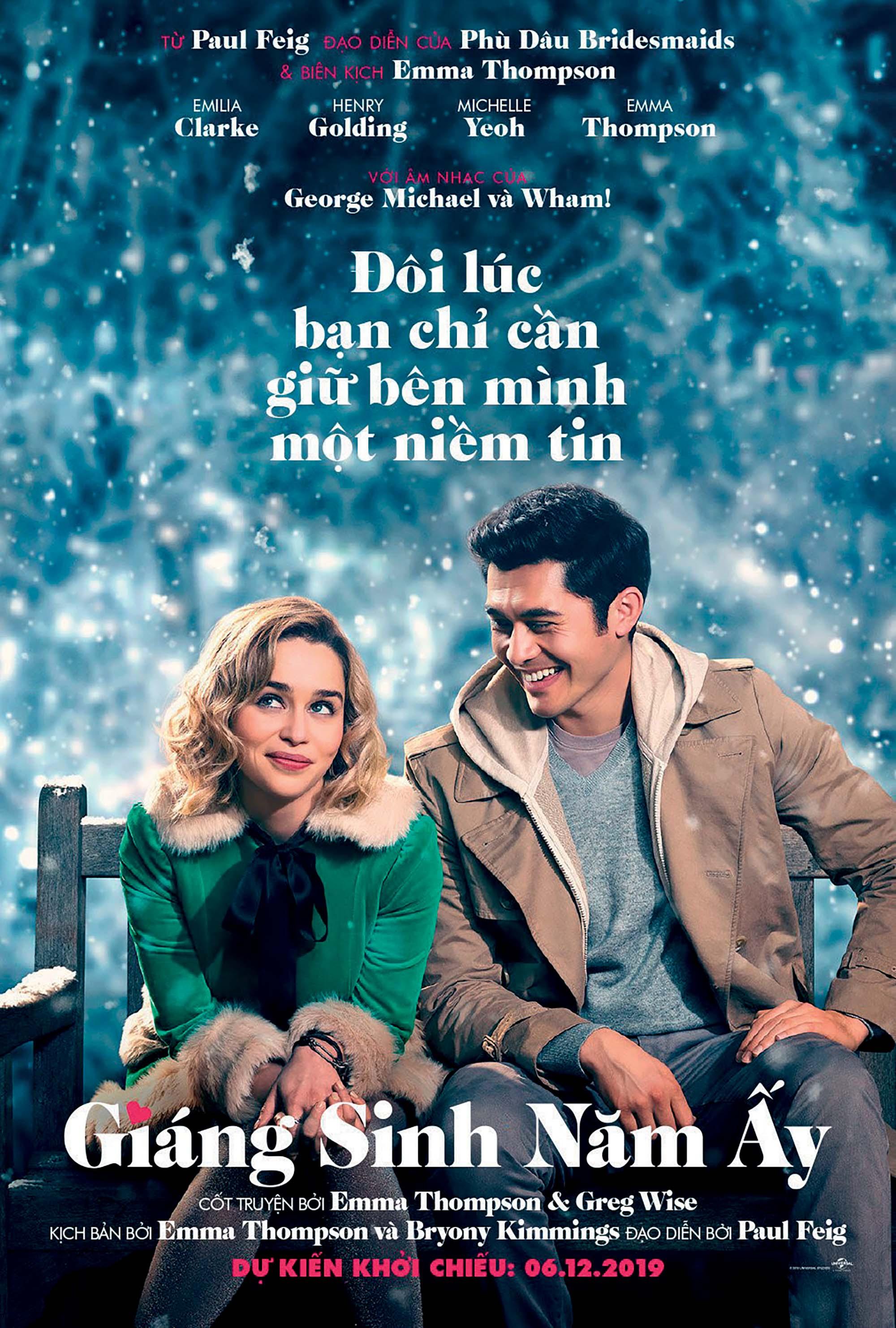 phim chiếu rạp Giáng sinh năm ấy