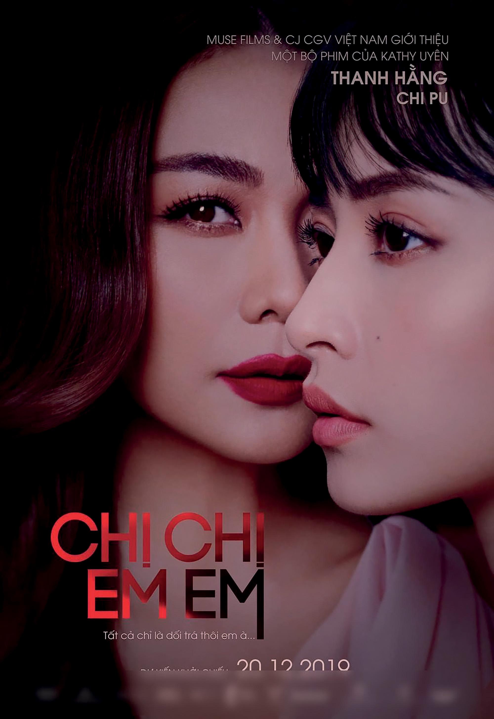 phim chiếu rạp Việt Nam Chị Chị Em Em