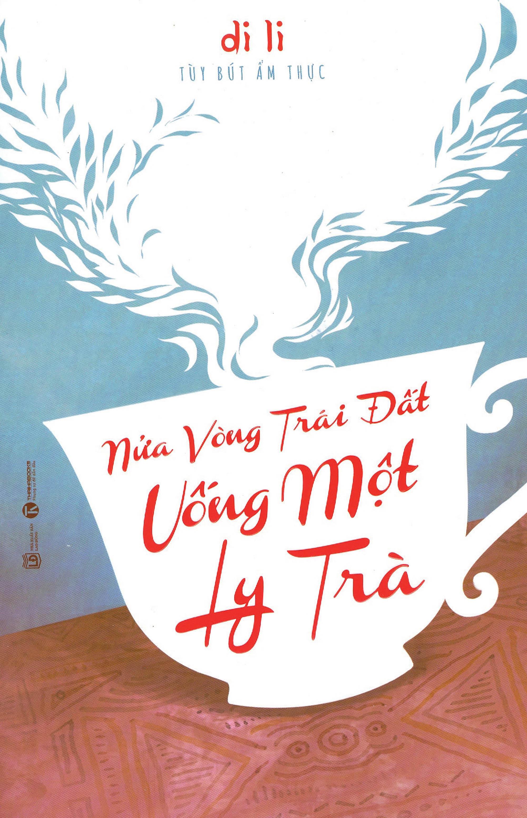 sách hay tháng 12 tùy bút ẩm thực uống một ly trà