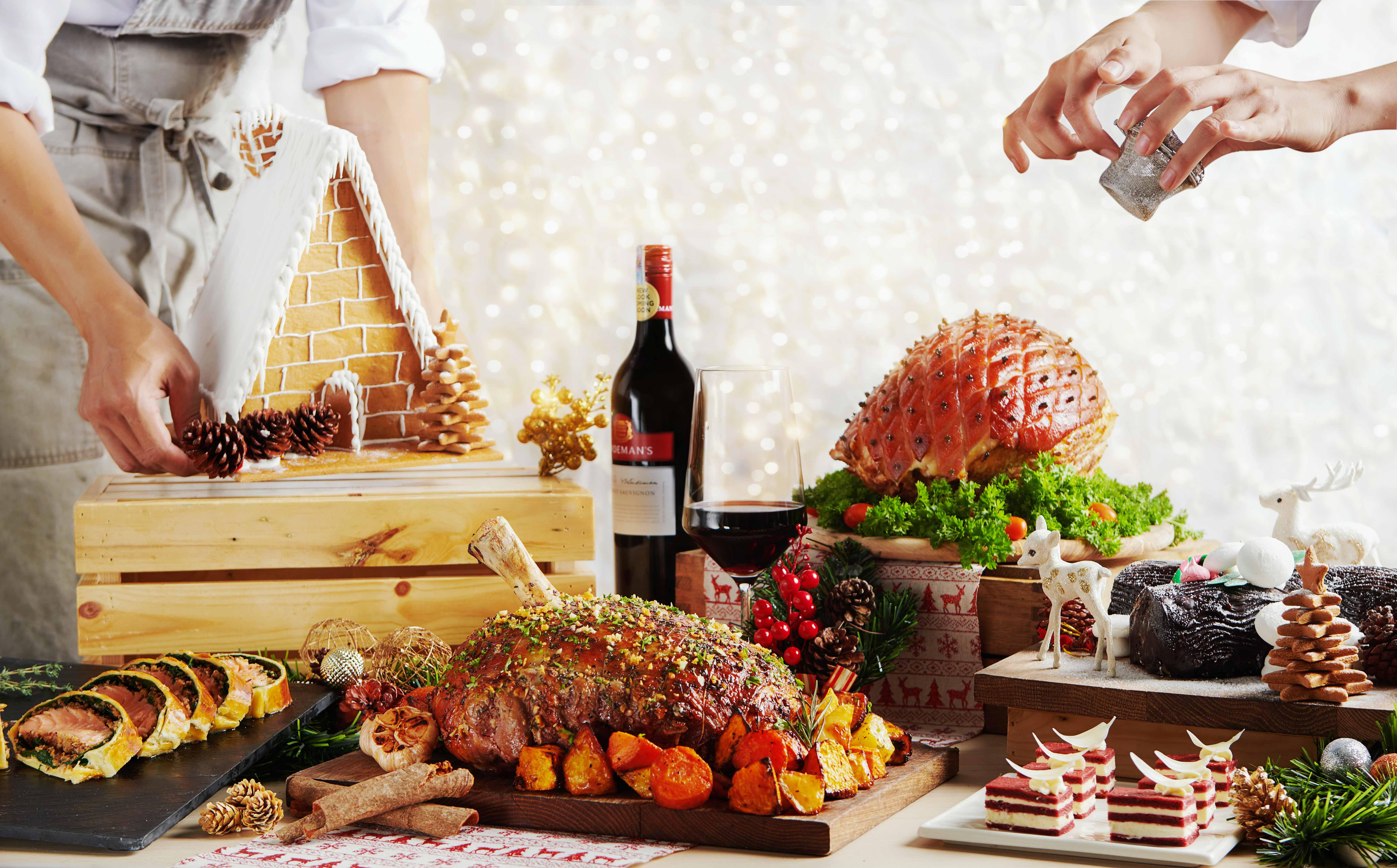 sheraton grand đà nẵng sprkling christmas eve buffet