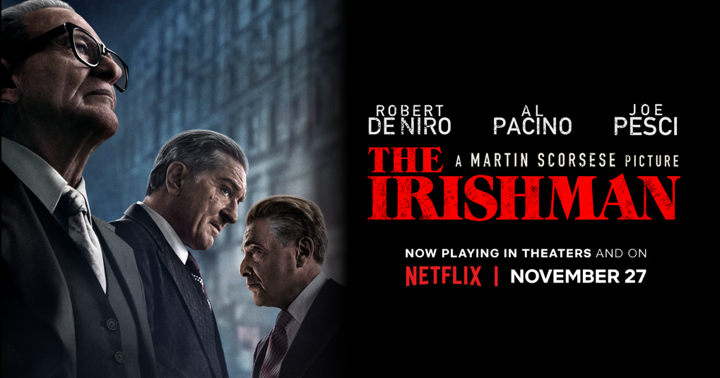 poster của the irishman