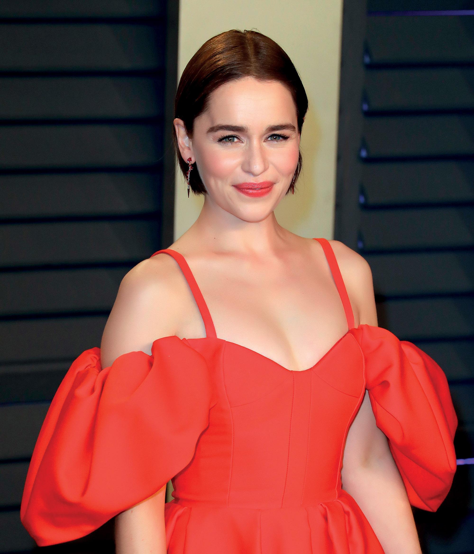 Emilia Clarke nữ diễn viên Hollywood